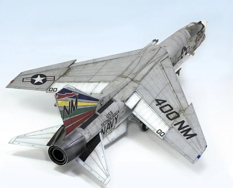 F-8E CRUSADER TRUMPETER 1/32 1443