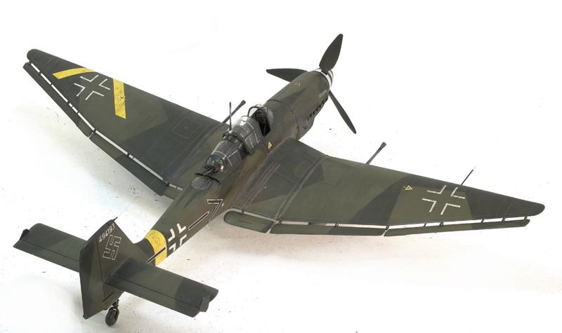 Ju-87G Hasegawa 1/32 1447