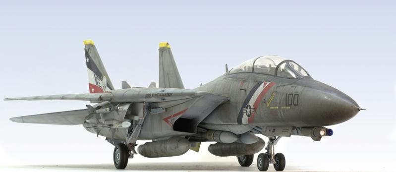 Grumman F-14D Super Tomcat. Trumpeter 03203. 1/32. 148