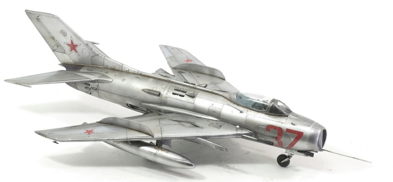 МИГ-19С. Трумпетер 1/32. 1510
