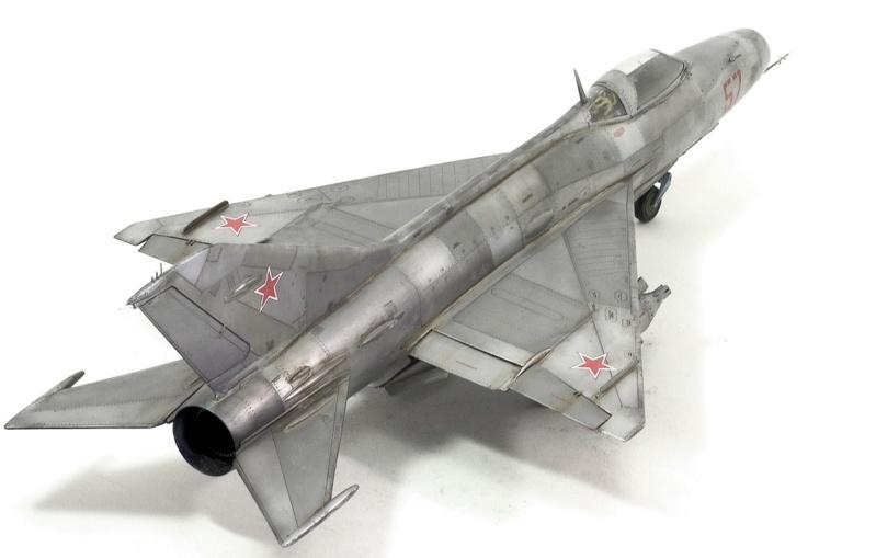 МИГ-21 Ф-13. Трумпетер 1/32. - Страница 2 1513
