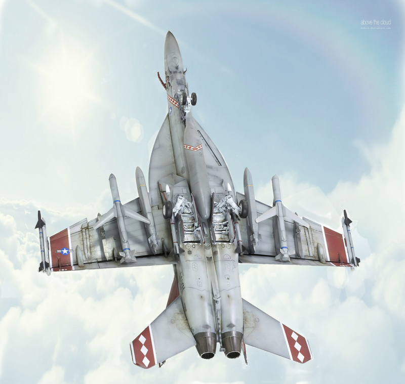 Boeing  F/A-18F Super Hornet Trumpeter 1/32 03205 - Страница 2 1523