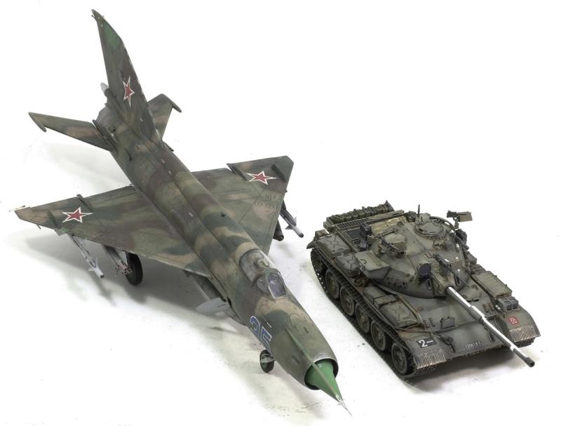 MiG-21МФ 02218 Trumpeter 1/32 1528