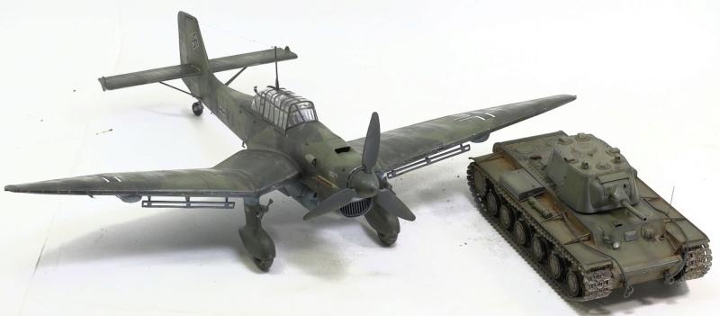 Ju-87B, 1:32, Trumpeter 1532