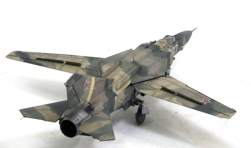МИГ-23 МЛД Трумпетер 1/32 1534