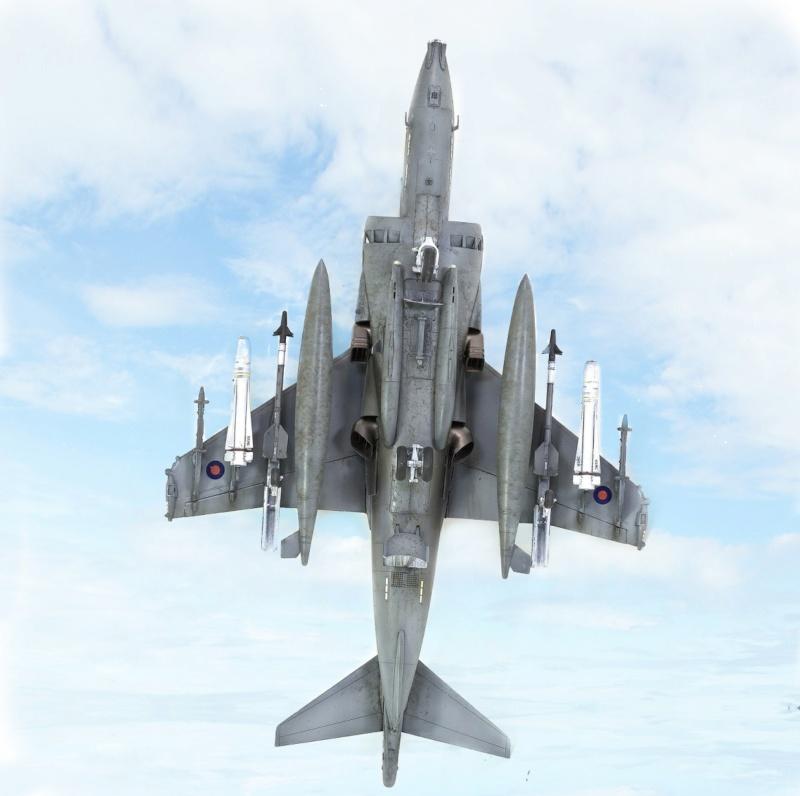 BAe Harrier GR.7 (RAF service) Trumpeter 02287 1/32 1536