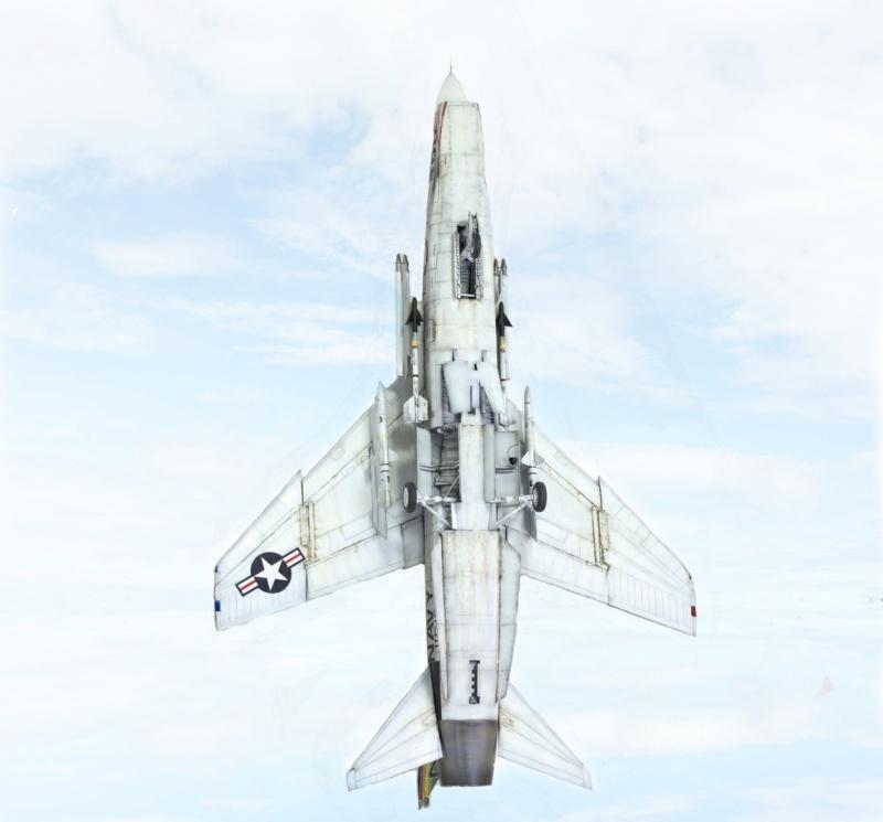 F-8E CRUSADER TRUMPETER 1/32 1538
