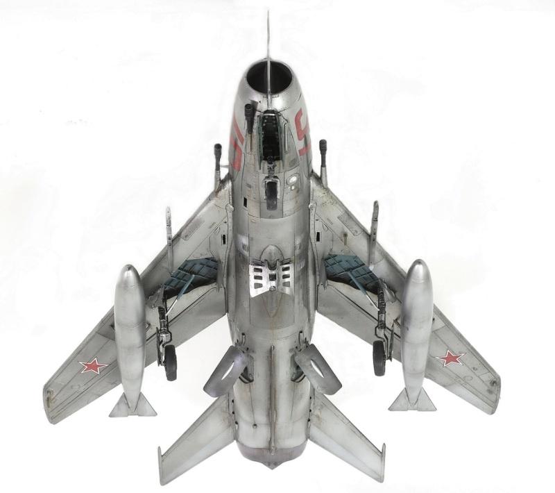 МИГ-19С. Трумпетер 1/32. 1610