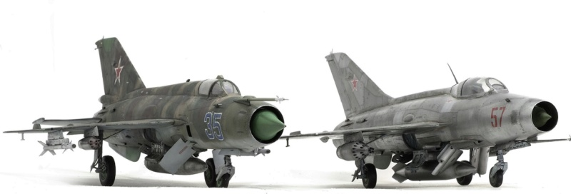 MiG-21МФ 02218 Trumpeter 1/32 - Страница 2 1626