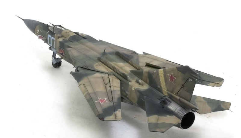 МИГ-23 МЛД Трумпетер 1/32 1628