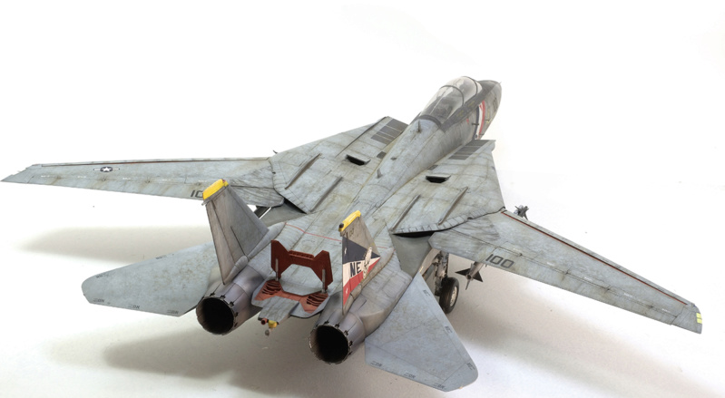 Grumman F-14D Super Tomcat. Trumpeter 03203. 1/32. 1818