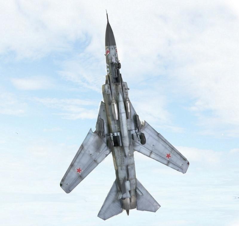 МИГ-23 МЛД Трумпетер 1/32 18_hf10