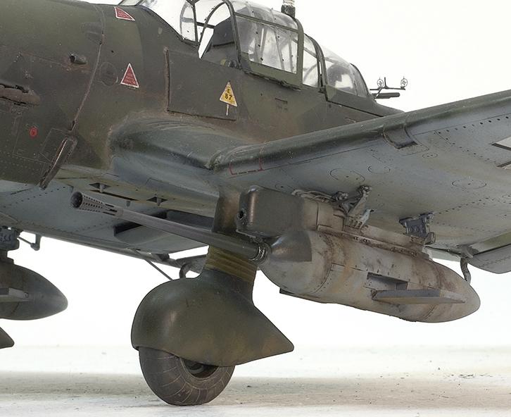 Ju-87G Hasegawa 1/32 1915