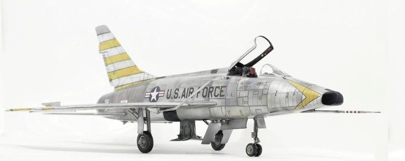 F-100D Super Sabre Trumpeter 1/32. 2-110