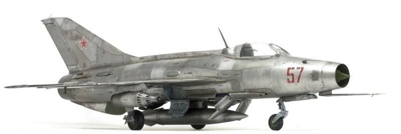 МИГ-21 Ф-13. Трумпетер 1/32. - Страница 2 213