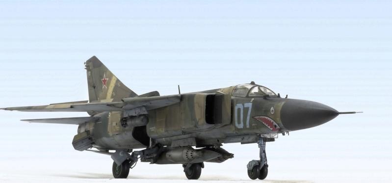 МИГ-23 МЛД Трумпетер 1/32 239