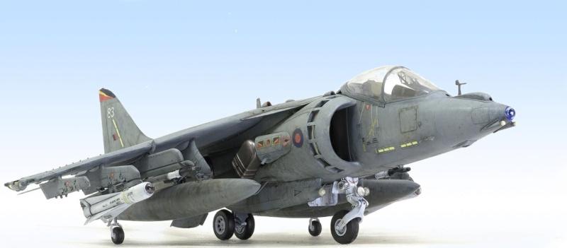 BAe Harrier GR.7 (RAF service) Trumpeter 02287 1/32 241