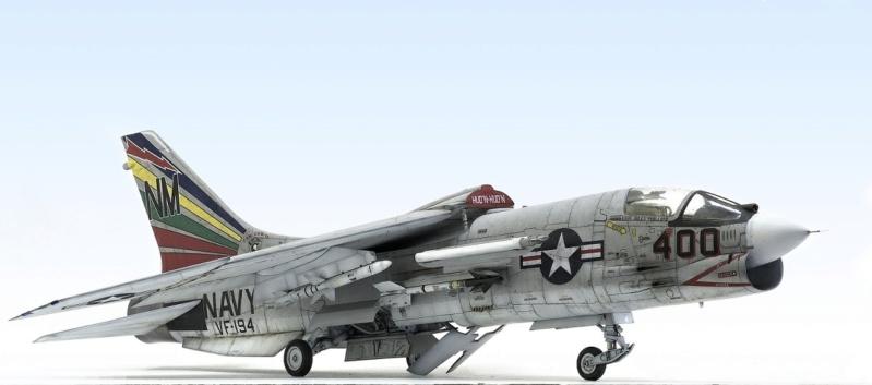 F-8E CRUSADER TRUMPETER 1/32 243