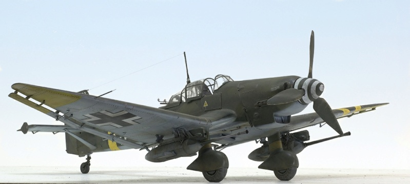 Ju-87G Hasegawa 1/32 247
