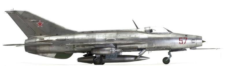 МИГ-21 Ф-13. Трумпетер 1/32. - Страница 2 312