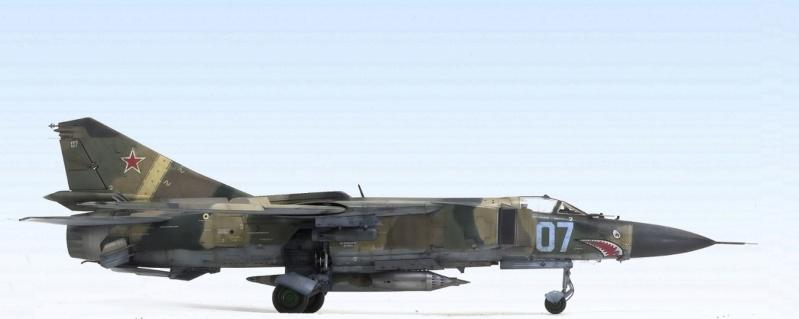 МИГ-23 МЛД Трумпетер 1/32 335