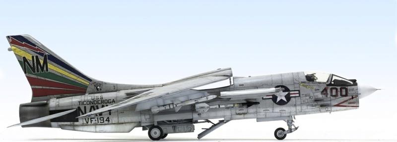 F-8E CRUSADER TRUMPETER 1/32 339