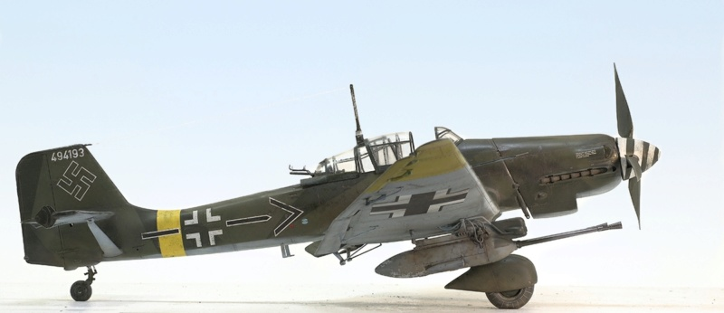 Ju-87G Hasegawa 1/32 343