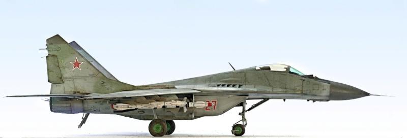 МИГ-29А. Трумпетер 1/32 3_hf12
