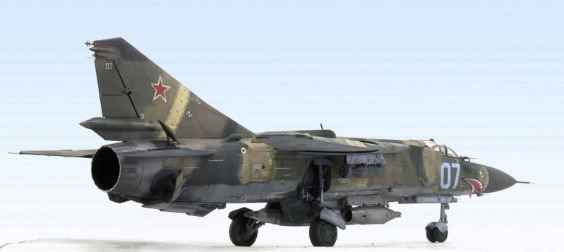 МИГ-23 МЛД Трумпетер 1/32 436