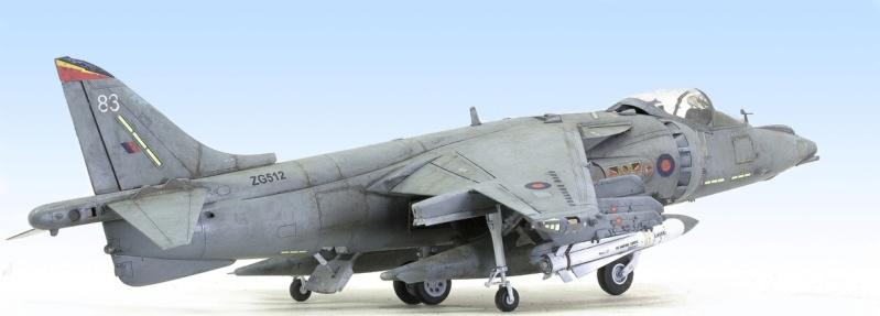 BAe Harrier GR.7 (RAF service) Trumpeter 02287 1/32 438