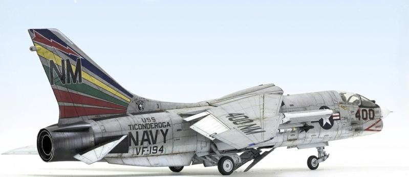 F-8E CRUSADER TRUMPETER 1/32 440