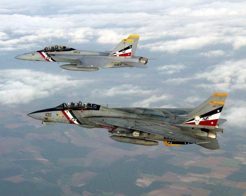 Grumman F-14D Super Tomcat. Trumpeter 03203. 1/32. 49b14910