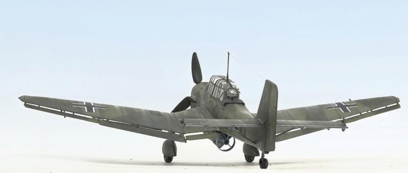 Ju-87B, 1:32, Trumpeter 537