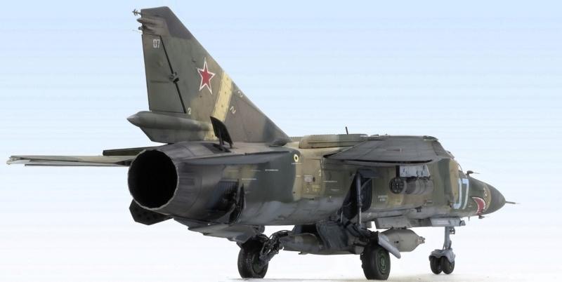 МИГ-23 МЛД Трумпетер 1/32 539