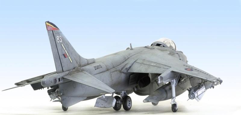BAe Harrier GR.7 (RAF service) Trumpeter 02287 1/32 541