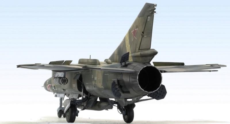 МИГ-23 МЛД Трумпетер 1/32 637