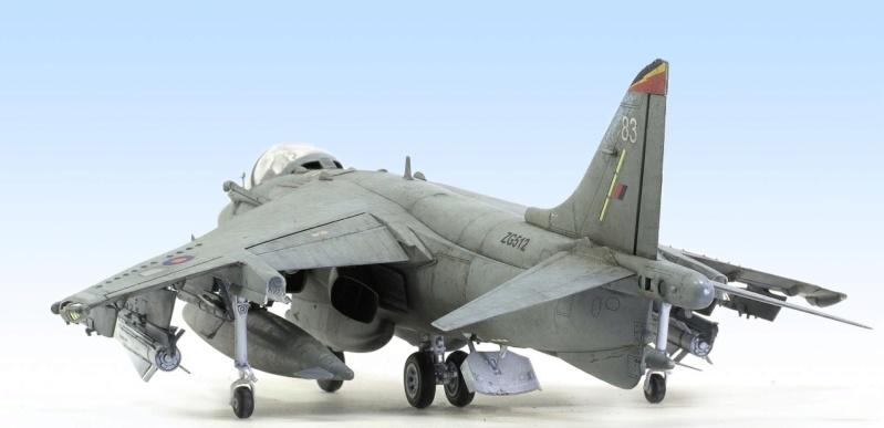 BAe Harrier GR.7 (RAF service) Trumpeter 02287 1/32 639