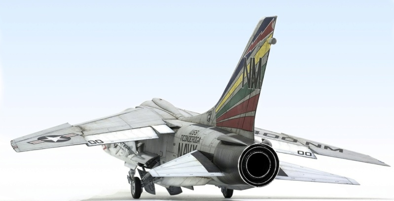 F-8E CRUSADER TRUMPETER 1/32 641