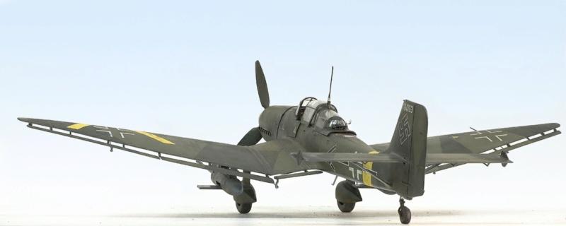 Ju-87G Hasegawa 1/32 645