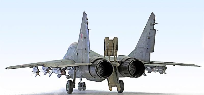 МИГ-29А. Трумпетер 1/32 6_hf12