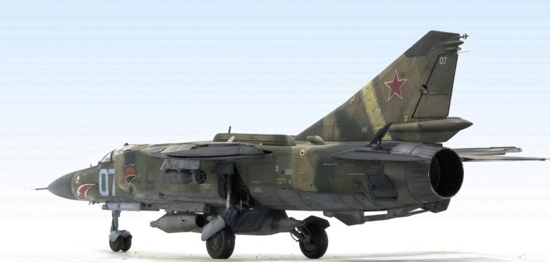 МИГ-23 МЛД Трумпетер 1/32 738