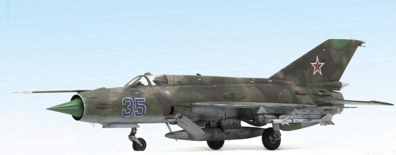 MiG-21МФ 02218 Trumpeter 1/32 - Страница 2 833