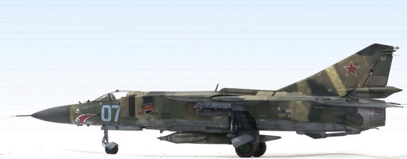 МИГ-23 МЛД Трумпетер 1/32 838