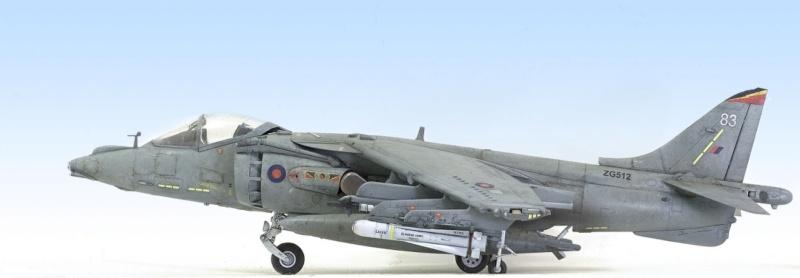 BAe Harrier GR.7 (RAF service) Trumpeter 02287 1/32 840