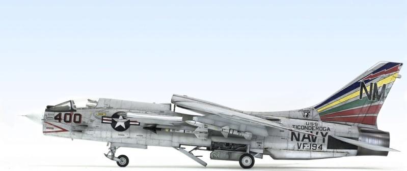 F-8E CRUSADER TRUMPETER 1/32 842