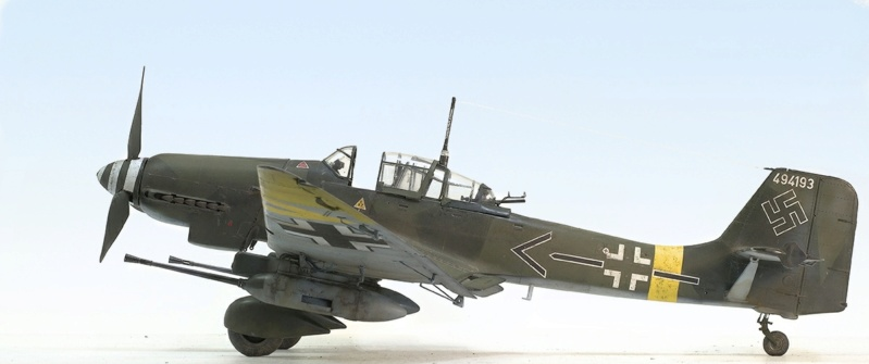 Ju-87G Hasegawa 1/32 846