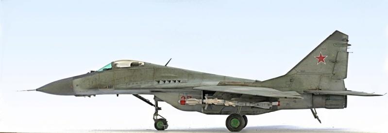 МИГ-29А. Трумпетер 1/32 8_hf12
