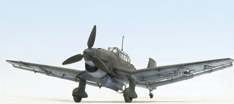 Ju-87B, 1:32, Trumpeter 935