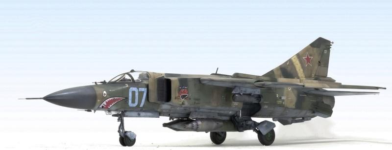 МИГ-23 МЛД Трумпетер 1/32 937