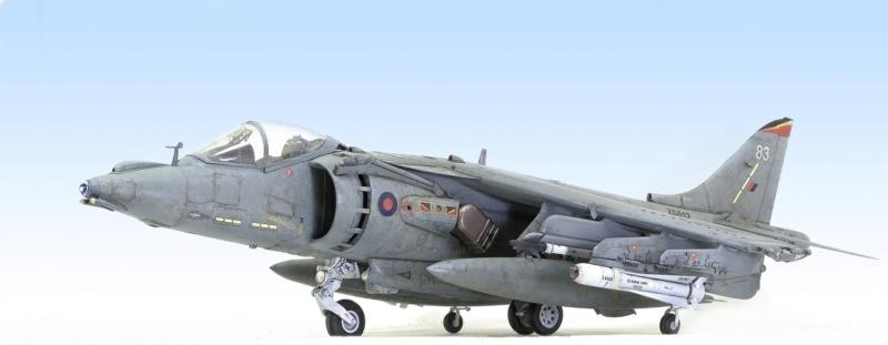 BAe Harrier GR.7 (RAF service) Trumpeter 02287 1/32 939